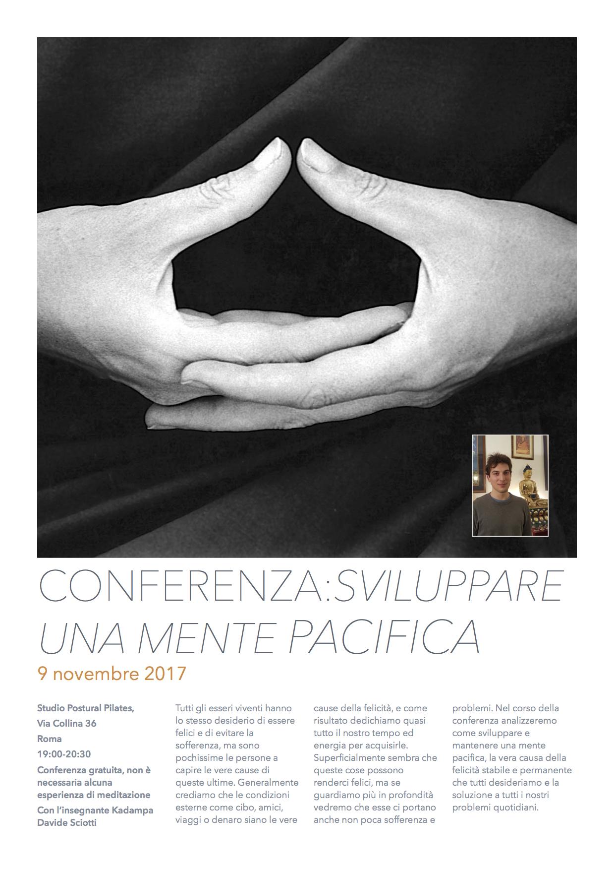 Conferenza introduttiva Via Collina