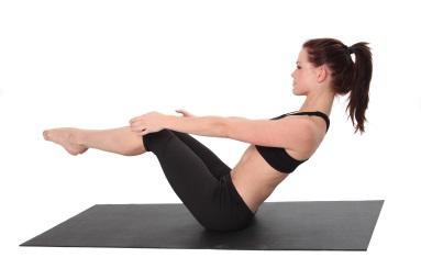Addominali e Pilates